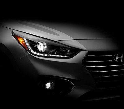 Toute nouvelle Hyundai Accent 2018 : premières images!