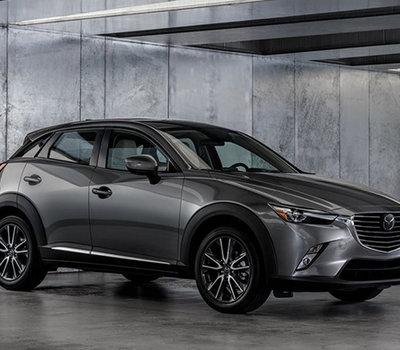 Le nouveau VUS CX-3 2018 est arrivé!