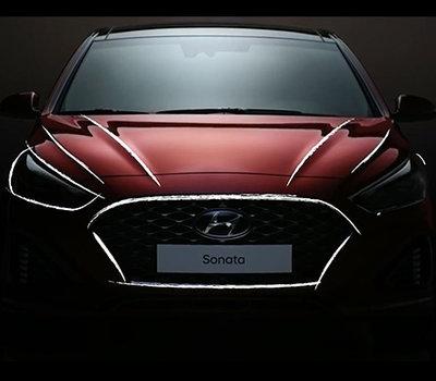 Hyundai Sonata 2018, un produit à découvrir