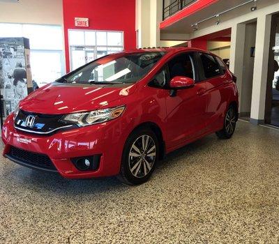La Honda Fit 2015 : complètement redessinée!