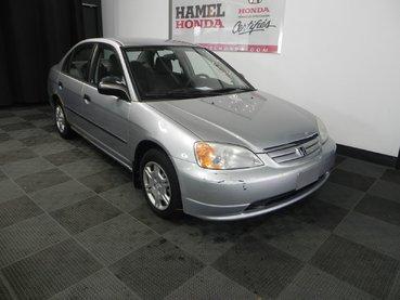 Honda Civic Automatique 2001