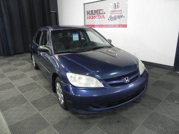 Honda Civic DX 2005