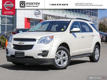 2014 Chevrolet Equinox LT AUTO LOW KMS NO ACCIDENTS