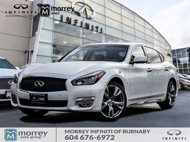 2017 Infiniti Q70 L V6 Tech Long Wheel Base Manager Demo