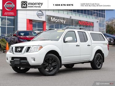 2018 Nissan Frontier PRO-4X CREWCAB CANOPY ULTRA LOW KMS