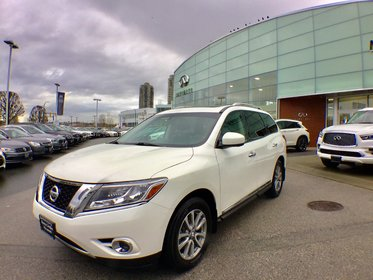 2015 Nissan Pathfinder SL Premium Tech Package