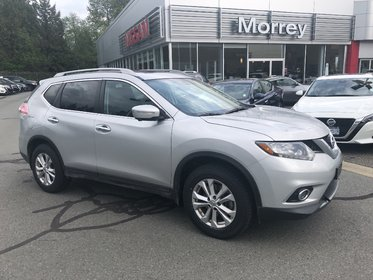 2015 Nissan Rogue SV AWD Family Tech * 7 Passenger, Navi, 360 Camera
