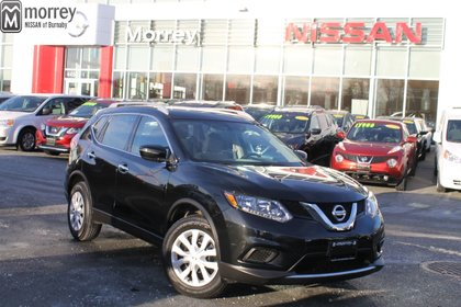 2016 Nissan Rogue S AWD LOW KMS NISSAN CERTIFIED