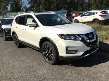 2019 Nissan Rogue SL AWD * Huge Demo Savings!