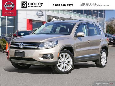 2015 Volkswagen Tiguan HIGHLINE LEATHER SUNROOF