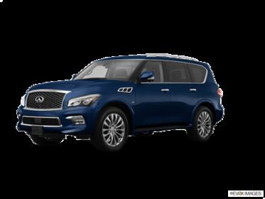 2017 Infiniti QX80 7-Passenger Technology Limited