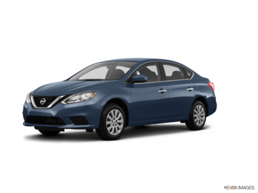 2017 Nissan Sentra 1.8 S CVT