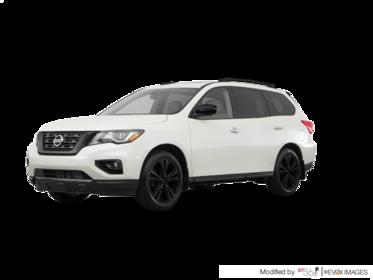 2018 Nissan Pathfinder Midnight Edition V6 4x4 at
