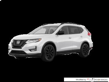2018 Nissan Rogue SV Midnight Edition AWD CVT