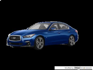 2019 Infiniti Q50 3.0T Sport AWD