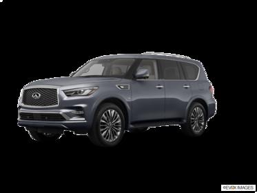 2019 Infiniti QX80 8-Passenger