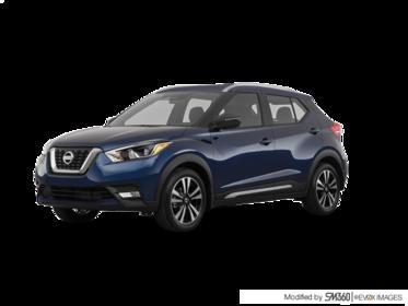 2019 Nissan KICKS SR CVT
