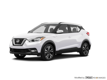 2019 Nissan KICKS SV CVT (2)
