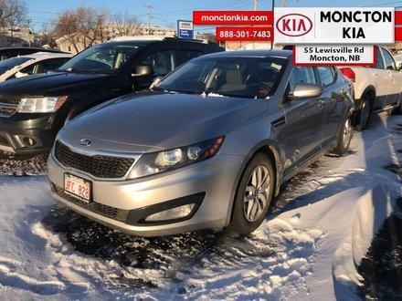 2013 Kia Optima LX - Aluminum Wheels - $71.67 B/W