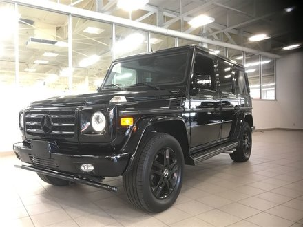 Mercedes-Benz G-Class 550 VENDU/SOLD 2012