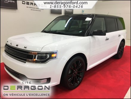 Ford Flex LIMITED AWD TOIT PANO NAVIGATION MAGS 20P SONY LIMITED AWD TOIT PANO NAVIGATION MAGS 20P SONY 2018