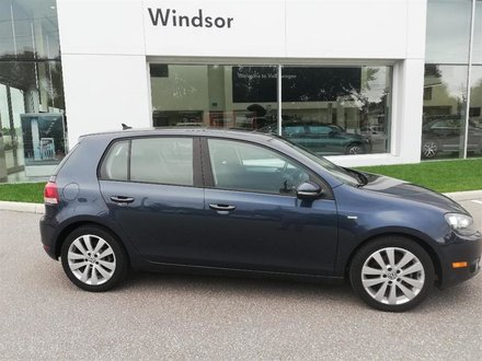 2013 Volkswagen Golf 5-Dr Wolfsburg Edition 2.0 TDI DSG at w/ Tip