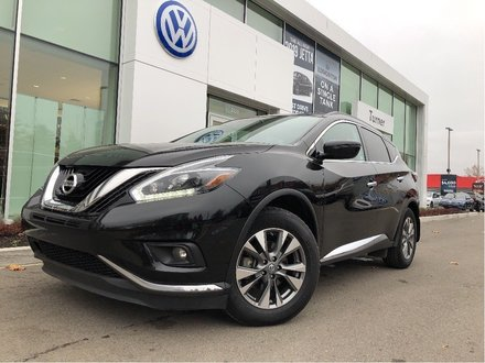 2018 Nissan Murano SV AWD Reduced!!!