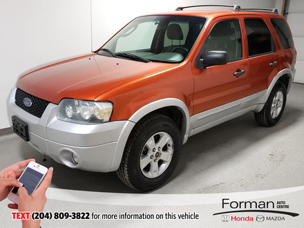 2007 Ford Escape XLT|Warranty|Rmt Start