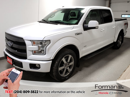 2016 Ford F-150 Lariat|FX4|502A Package|Lots of Extras