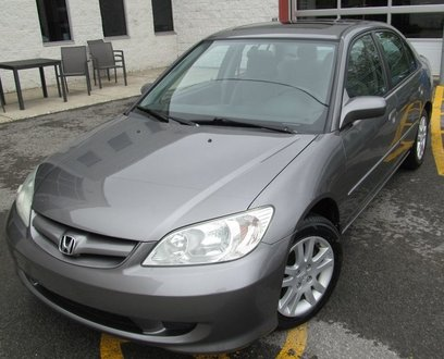 2005 Honda Civic Sdn SE|Low Kms - Just arrived