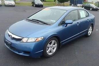 2010 Honda Civic Sdn Sport - Just arrived