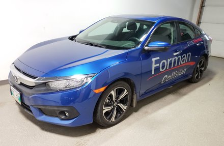 2018 Honda Civic Touring|Certified|Extended Warranty