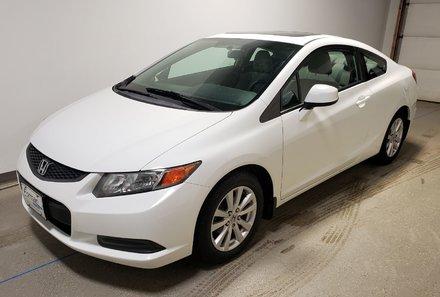 2012 Honda Civic EX|Warranty - Just arrived