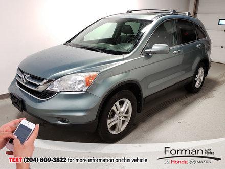 2010 Honda CR-V EX-L|Warranty|Remote Start