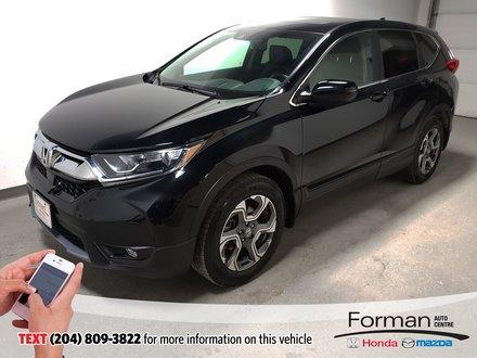 2017 Honda CR-V EX-L|Certified|Extended Warranty