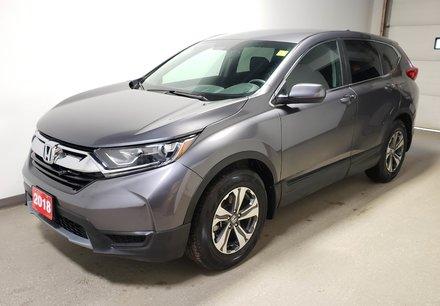 2018 Honda CR-V LX Certified Rmt Start Wtr Tires/Rims