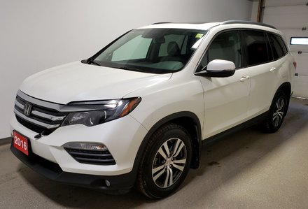 2016 Honda Pilot EX-L|Warranty|Services Done