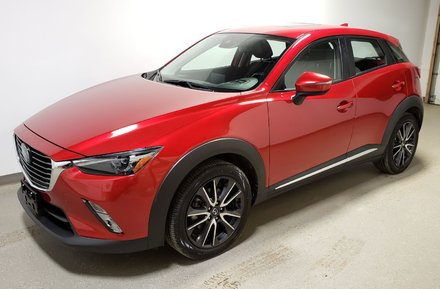 2018 Mazda CX-3 GT Tech|Courtesy Car Blowout|Save Thousands