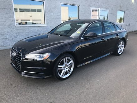 2016 Audi A6 S-LINE | LEATHER | NAVI | SUNROOF | 19