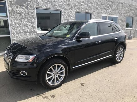 2016 Audi Q5 2.0T Quattro Technik **LEATHER-SUNROOF**