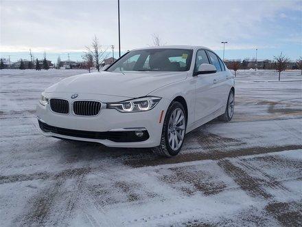 2017 BMW 330i XDrive  **LEATHER-NAV-SUNROOF**