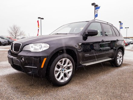 2013 BMW X5 35i xDrive AWD
