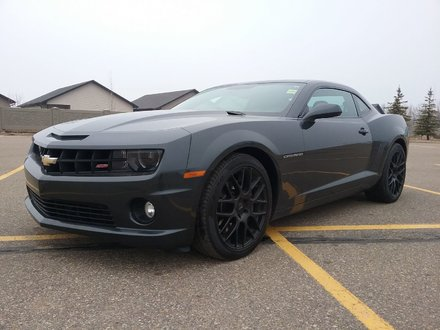2012 Chevrolet Camaro 2SS **LEATHER-SUNROOF!!**