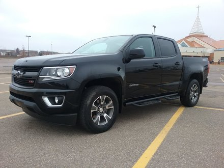 2016 Chevrolet Colorado CrewCab 4x4 Z71