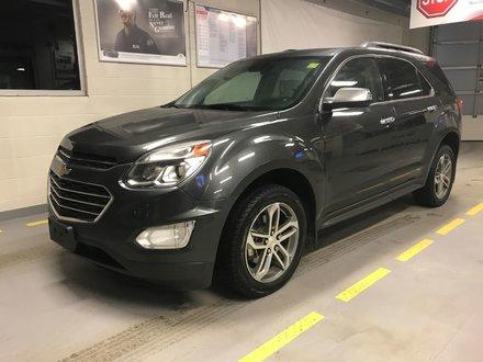 2017 Chevrolet Equinox PREMIER | LEATHER | AWD