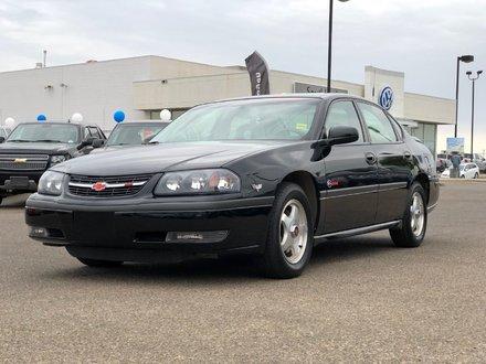 2001 Chevrolet Impala SS