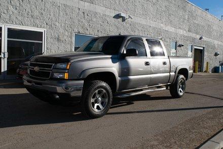 2006 Chevrolet Silverado 1500 LT | 4x4 | CREW CAB | LEATHER |