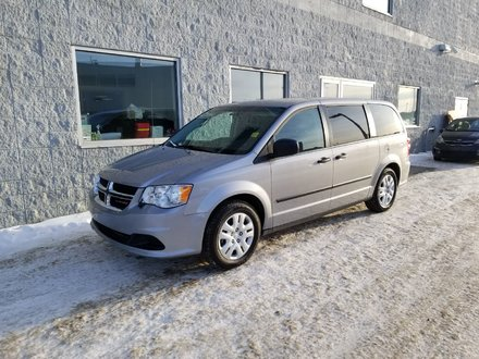 2017 Dodge Grand Caravan CVP | 8 PASSENGER | BLUETOOTH