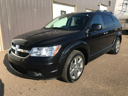 2010 Dodge Journey R/T AWD **LEATHER-NAV-SUNROOF!!**