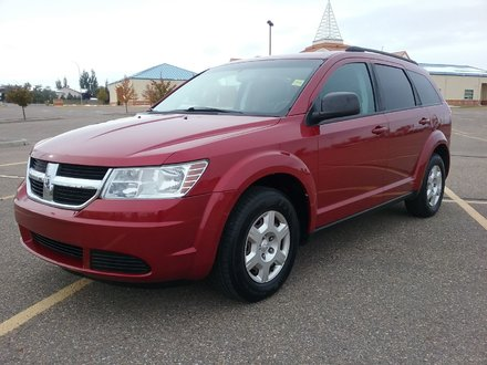 2010 Dodge Journey SE 7 Passenger